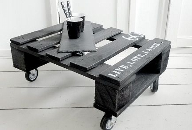 Creative Pallet Coffee Table