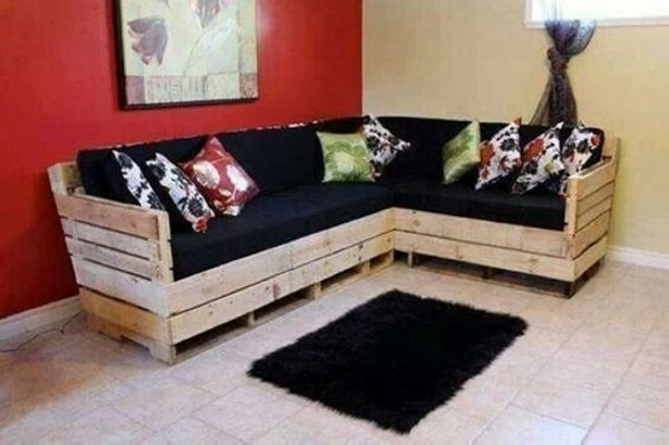 Pallet Couch Plan