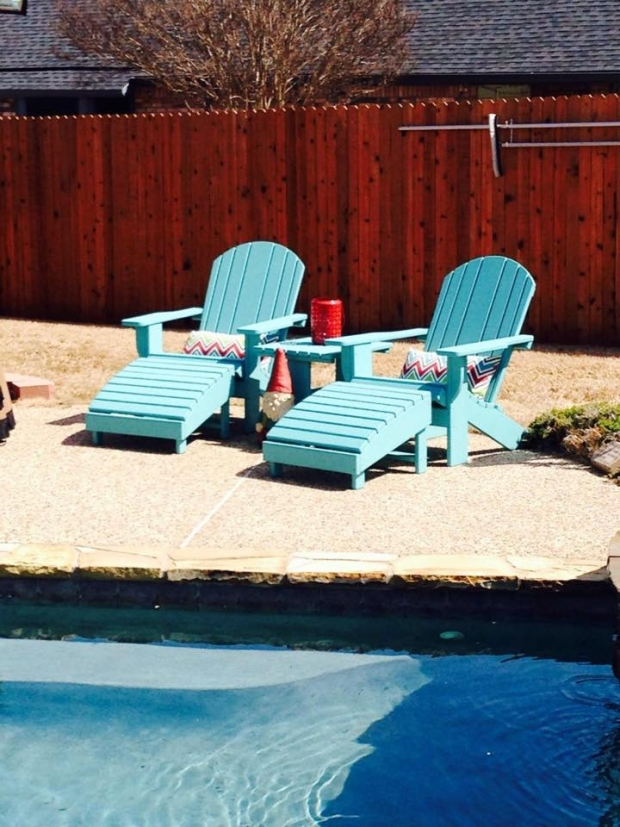 Pallet Pool Chairs