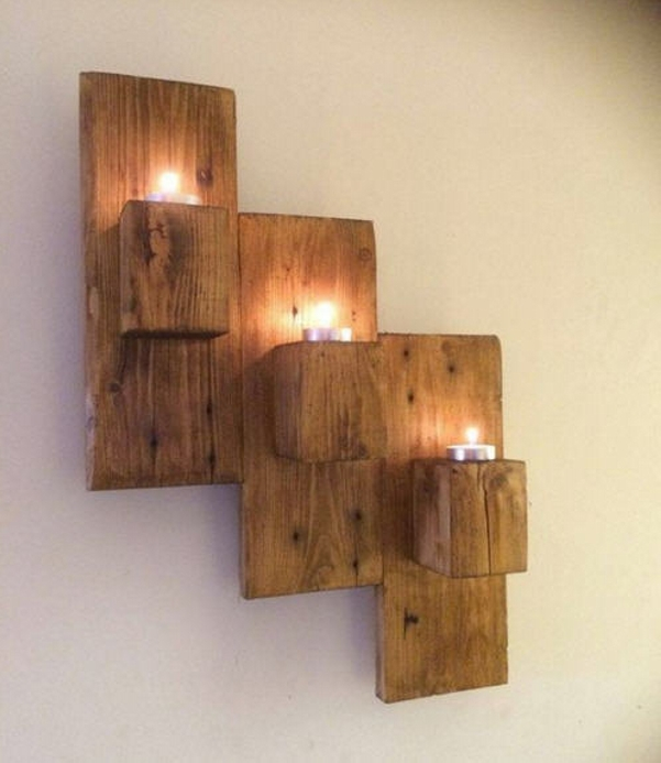 Diy Wall Decor Wood : Ingenious pallet wall art ideas wood