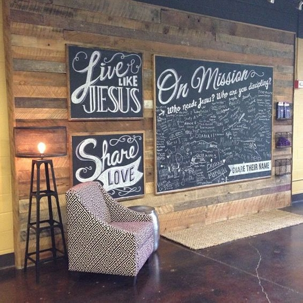 Pallet Wall Decor Ideas