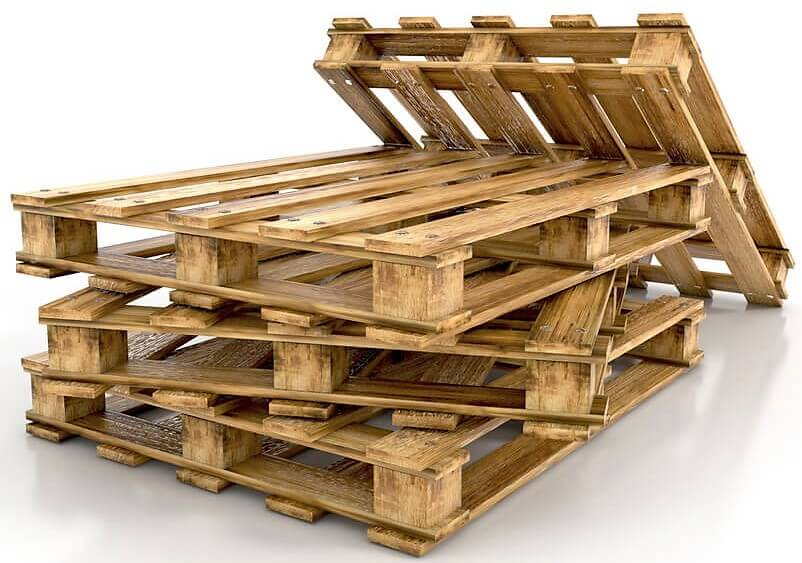 Where to Get Used Wood Pallets - Wood Pallet Ideas