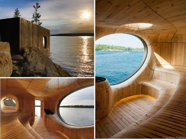 pallet cabin