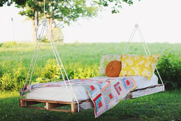 pallet swing idea
