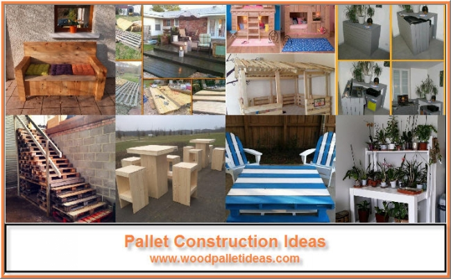 Pallet Wood Creations Ideas