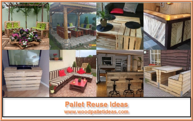 Pallet Reuse Ideas