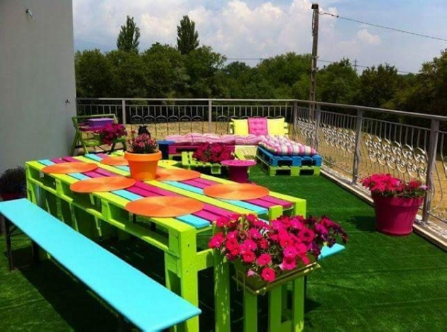 pallet outdoor creations