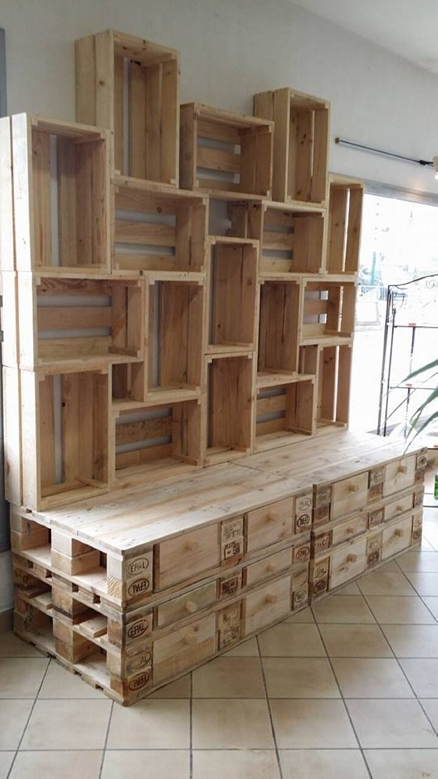 Shipping Pallet Woodworking Ideas – Wood Pallet Ideas